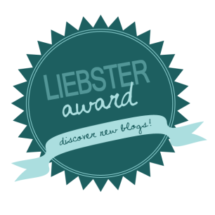 Liebster Award nr.1